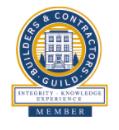 Builders and Constractors Guild Member